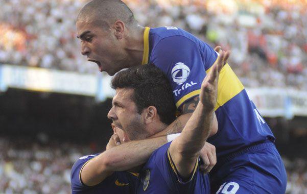 Jesús. Méndez volvió a Boca y con Bianchi alterna entre el medio y el lateral.
