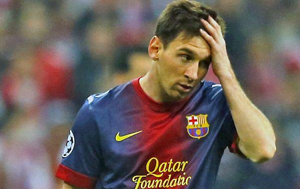 Algunos hasta se atreven a insinuar un final de ciclo en el equipo catalán. Y se analiza el rendimiento de Messi.