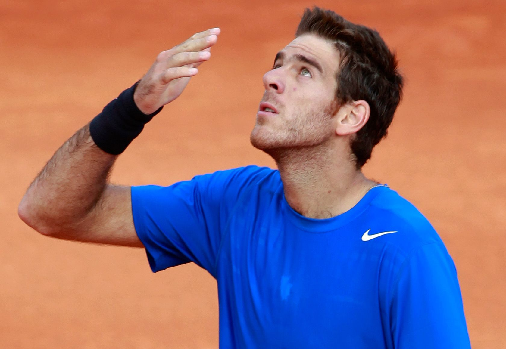Del Potro ganó y se metió en las semifinales del ATP de Estoril
