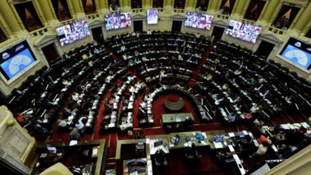 La Cámara de Diputados tendrá este jueves hoy la primera sesión especial del período extraordinario