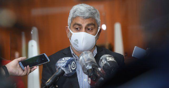 El fiscal Baclini dijo que las evidencias en contra de Ponce Asahad son sólidas y contundentes