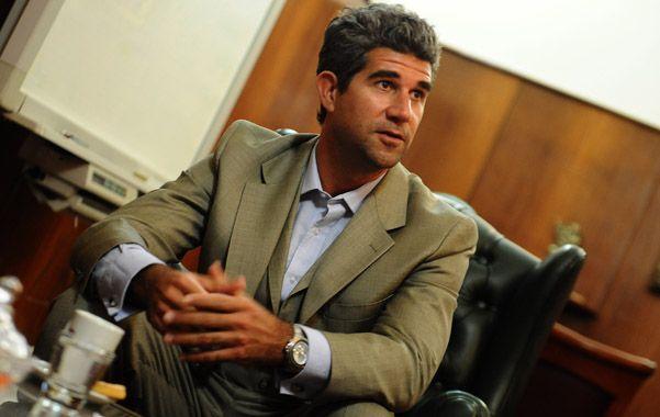 El director general de Peugeot Argentina
