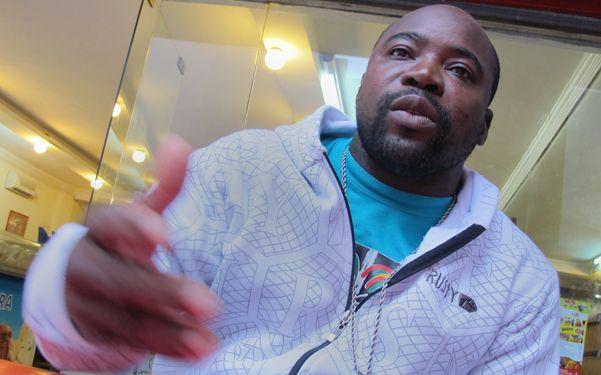 Stephen Amoakohene fue el primer africano en llegar a Rosario