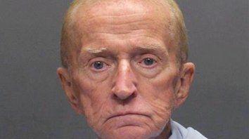 Esta fotografía de archivo divulgada el 14 de enero de 2018 por la Policía de Tucson muestra a Robert Francis Krebs, quien tiene antecedentes penales de varias décadas por robo a bancos.