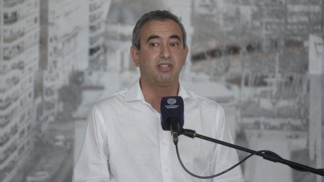 El intendente Pablo Javkin pidió rever la calificación sanitaria de Rosario.