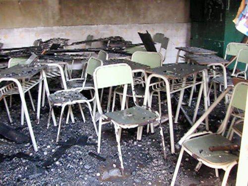 Incendio en la Gurruchaga: impiden realizar pericias en el edificio que originó el fuego