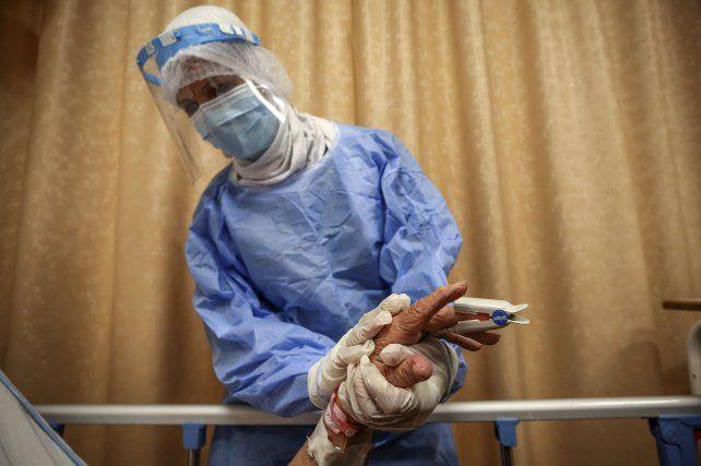 Rosario superó las 120 muertes por coronavirus en el mes de abril