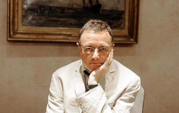 Asesor. Fleming se integró al cuerpo de asesores del Museo de la Democracia que impulsa la Fundación Litoral. (Foto: M. Sarlo)