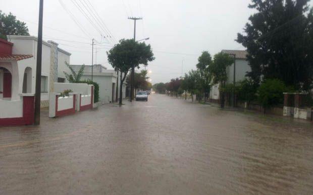 Hasta las casas. San Carlos Centro