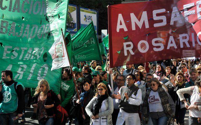 Los docentes de Rosario vaticinan un principio de año conflictivo y reclaman paritarias