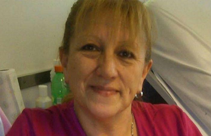 Violencia. Graciela fue brutalmente apuñalada el lunes a la tarde y murió la mañana del martes en el Heca.