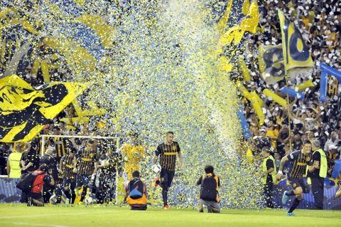 El Gigante será escenario el jueves del partido entre Central y Nacional. (Foto: Gustavo de los Rios / La Capital)