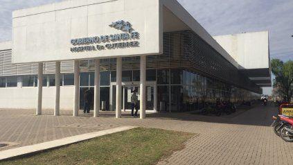 El hospital Gutiérrez fue completamente renovado en 2017