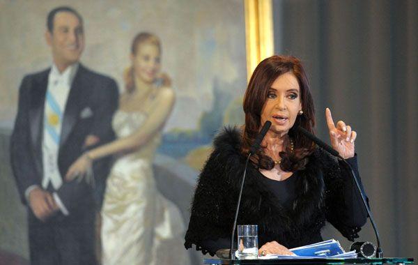 Cristina nunca mencionó la idea de ir por un tercer mandato.