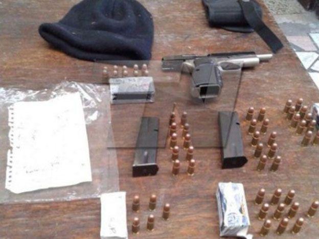 Un adolescente ingresó a su colegio con un arma y una carta en el que anunciaba una tragedia