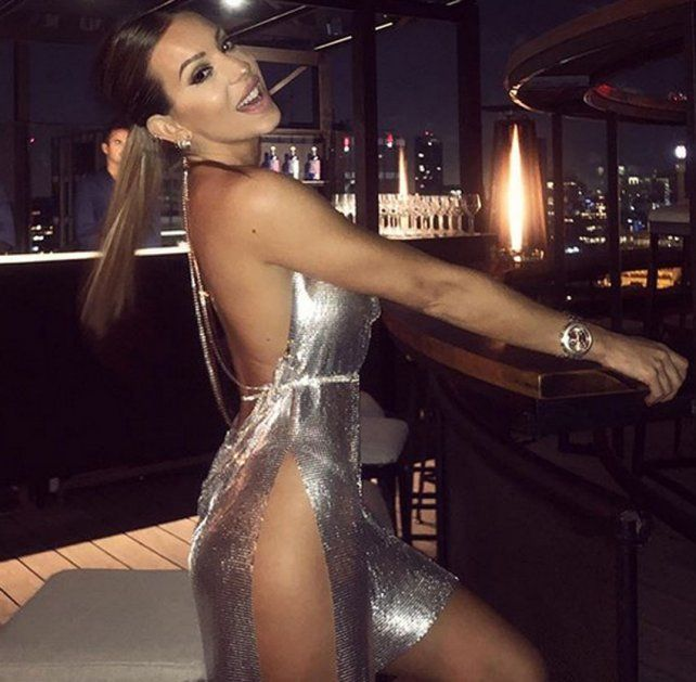 Noelia Marzol habló sobre la foto en un boliche con Nico Occhiato