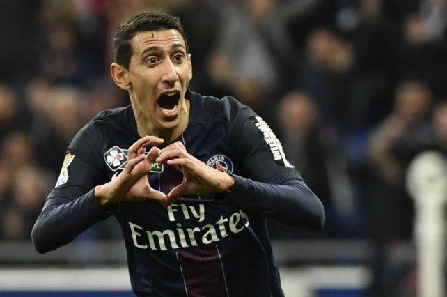Crecen las chances de que Di María se incorpore a Barcelona aunque PSG lo niega