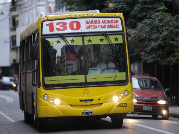 Tres detenidos por asaltar a un colectivo en la zona sur de Rosario