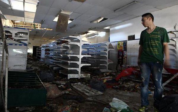 La semana pasada 21 súper chinos de Rosario fueron víctimas de robos y destrozos.