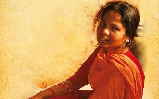 Asia Bibi. La mujer cristiana pakistaní lleva cinco años presa y fue condenada a muerte por supuestas ofensas al islam.