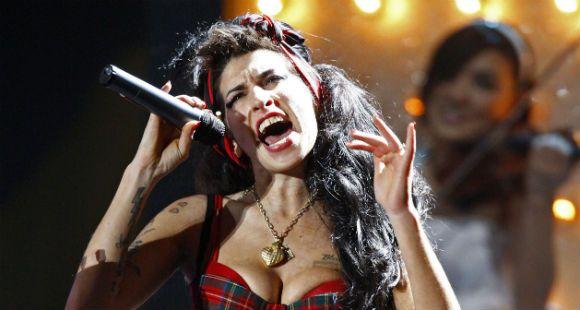 Lanzan un disco con grabaciones secretas de Amy Winehouse