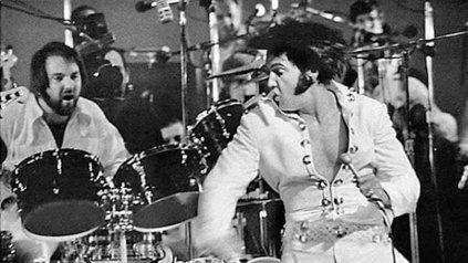 Murió a los 83 años Ronnie Tutt, el legendario baterista de Elvis Presley