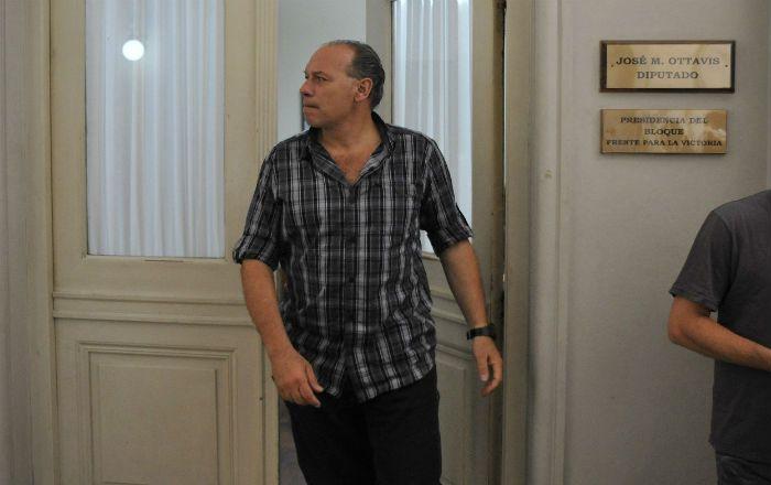 El exfuncionario kirchnerista cargó contra Ocaña por la denuncia presentada en su contra. (Foto de archivo)