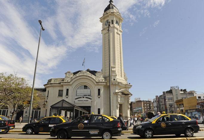 Los taxistas suelen ser blanco de delincuentes.