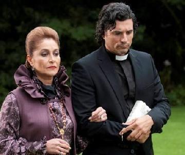 Diego Olivera comienza a grabar su nueva ficción en México