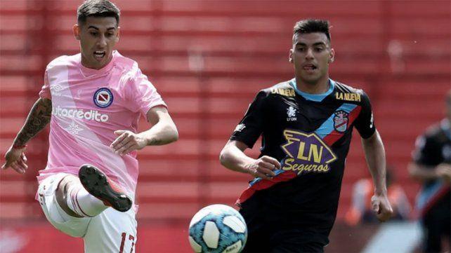 De 23 partidos jugados en Primera División