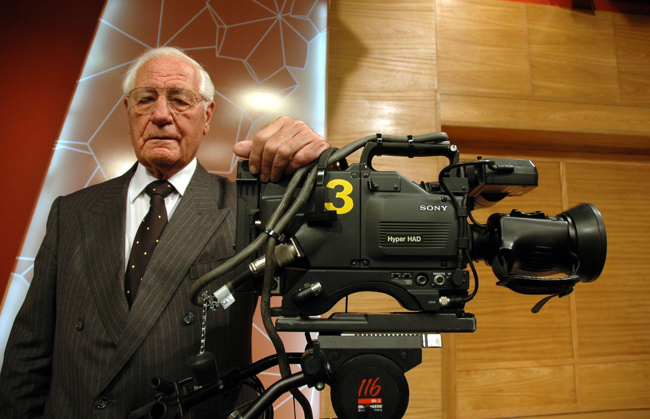 Gollán fue uno de los grandes impulsores de la televisión local. Su impronta y estilo trascendieron las fronteras de la ciudad. (Foto: E.Rodríguez)