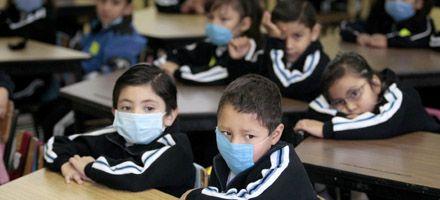 El virus de la gripe A se reactiva a medida que reabren las escuelas en EEUU