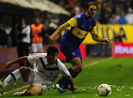 Boca le ganó 1 a 0 a Vélez y le dio un golpe a sus sueños de campeonato