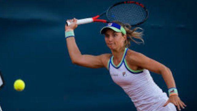 Podoroska busca llegar a Roland Garros.