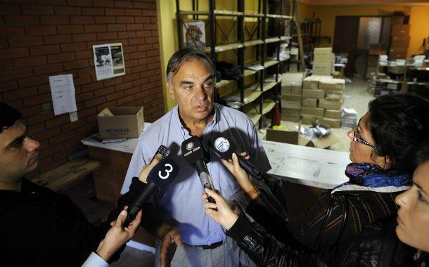 Testimonio. El médico Gustavo Sinópolis es esposo de la dueña de la distribuidora y contó lo ocurrido ayer.