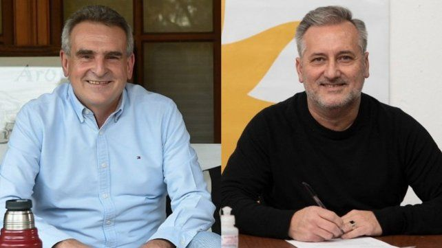 El ministro Agustín Rossi y el senador provincial Marcelo Lewandowski competirán en internas.