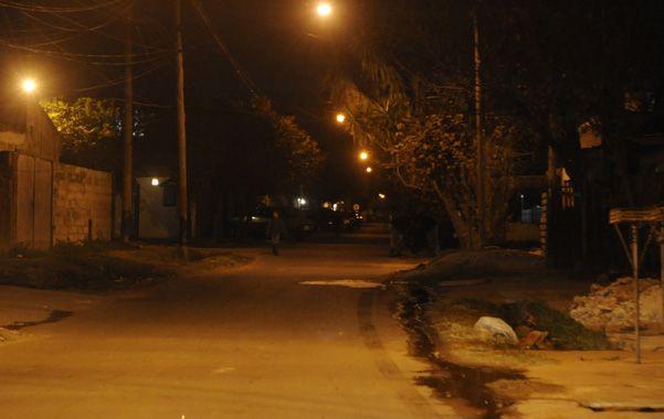 Violencia. El homicidio de Raúl Morera ocurrió el lunes a las 0.30 a una cuadra de su casa