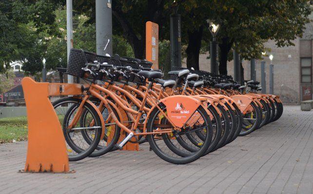 El domingo el programa Mi bici, tu bici se extiende a 14 barrios