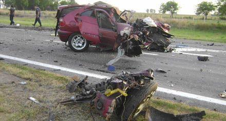 Sólo en un mes, la ruta 34 tuvo 15 muertos en accidentes viales