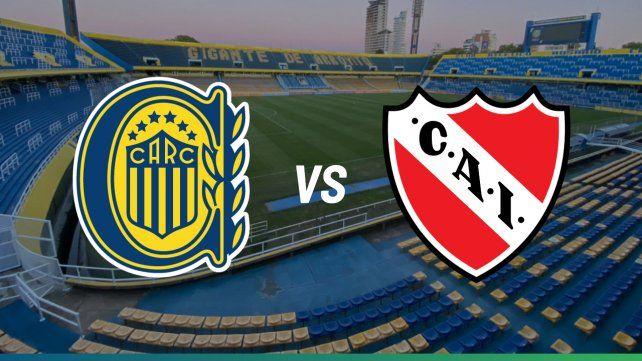 Central jugará en el Gigante ante Independiente con un equipo muletto