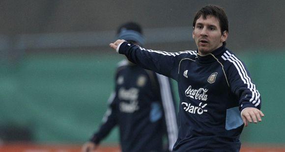 Messi: Lo que digan los medios nunca me preocupó, lo que piensa la gente, sí