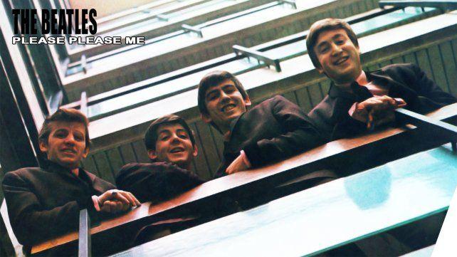 Un día como hoy, The Beatles lanzaba Please Please Me, su primer álbum de estudio
