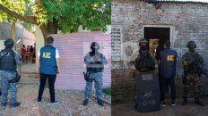 Allanamientos por robos en la Autopista y en la Circunvalación Oeste. La AIC allanó viviendas en Santa Fe y Santo Tomé y detuvo a dos personas de 19 y 27 años.