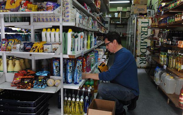 Góndolas. La provincia asegura que monitorea el acuerdo de precios.
