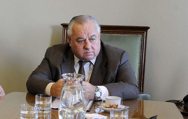 El ministro santafesino vuelve presidir la Corte provincial. (Foto de archivo)
