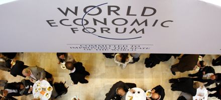 Foro de Davos: empresarios piden más liderazgo ante la crisis