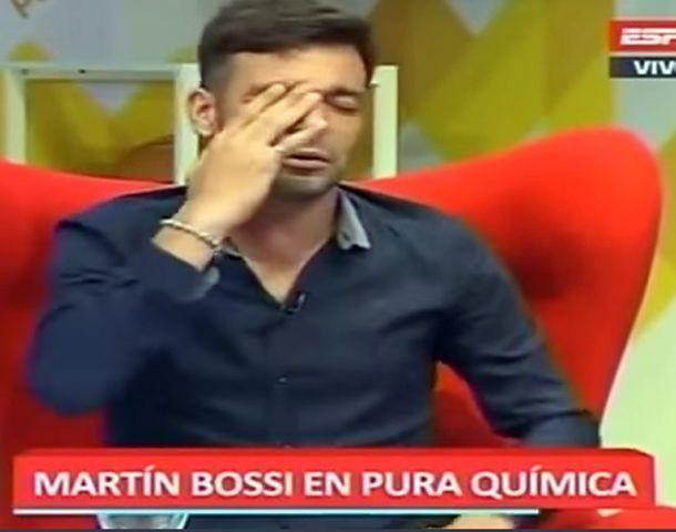 Bossi realizó una desopilante imitación de Cabré.