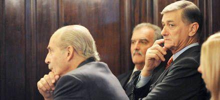 Binner reclamó por la coparticipación pero el gobierno rechazó el pedido