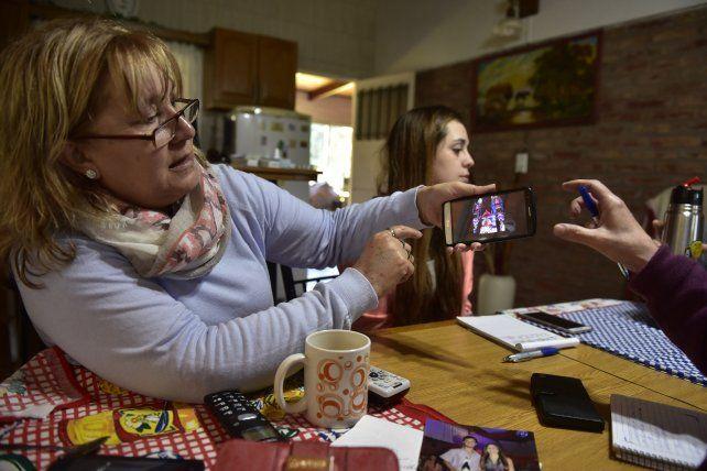 La mamá del joven desaparecido en Ecuador dijo que deberá hacerse cargo de sus actos
