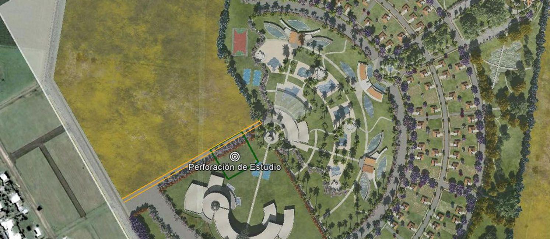 El proyecto se instalará en un predio de 30 hectáreas contiguo a la zona urbana.